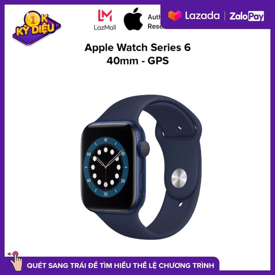 [Game 1K kỳ diệu - Tham gia bằng ví ZaloPay - Mở bán 0h-24h 15/05/2021] Apple Watch Series 6