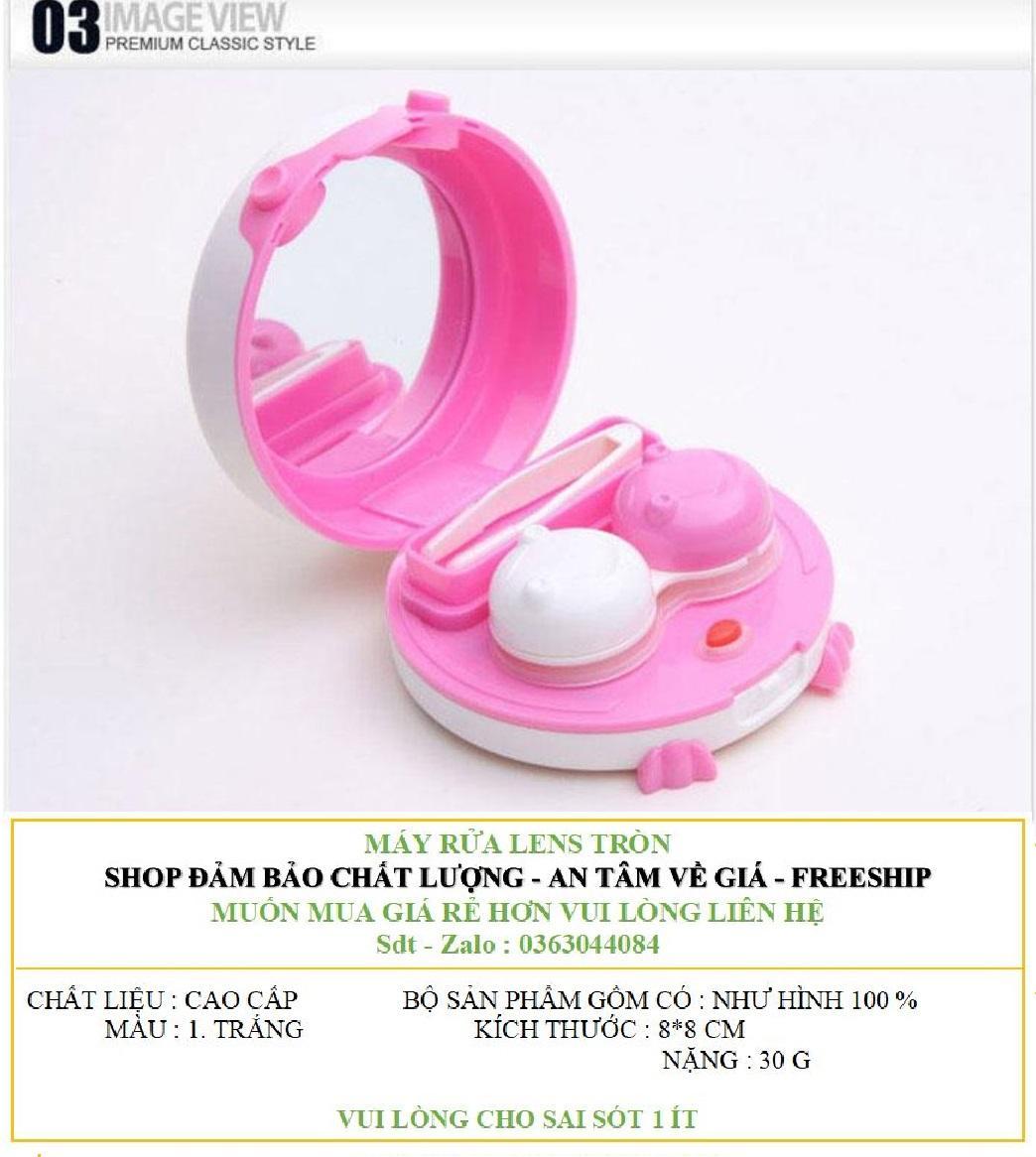 Máy rửa lens HÀN QUỐC CON ẾCH MÀU HỒNG- CHẤT LƯỢNG CAO CẤP. MUA 5 TẶNG 1 ( NHƯ HÌNH 100 % )-( KIỂM TRA KĨ LƯỠNG TRƯỚC KHI GIAO )