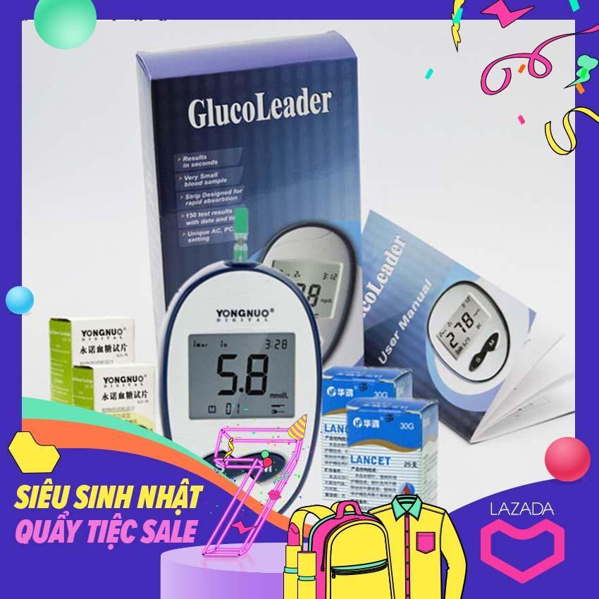 Tiêu đương mua ngay thiết bị này, máy đo đường huyết không cần lấy máu không thể rẻ hơn mã jh Yongnuo ds130 - máy đo đường huyết tại nhà - kiểm tra đường huyết chính xác