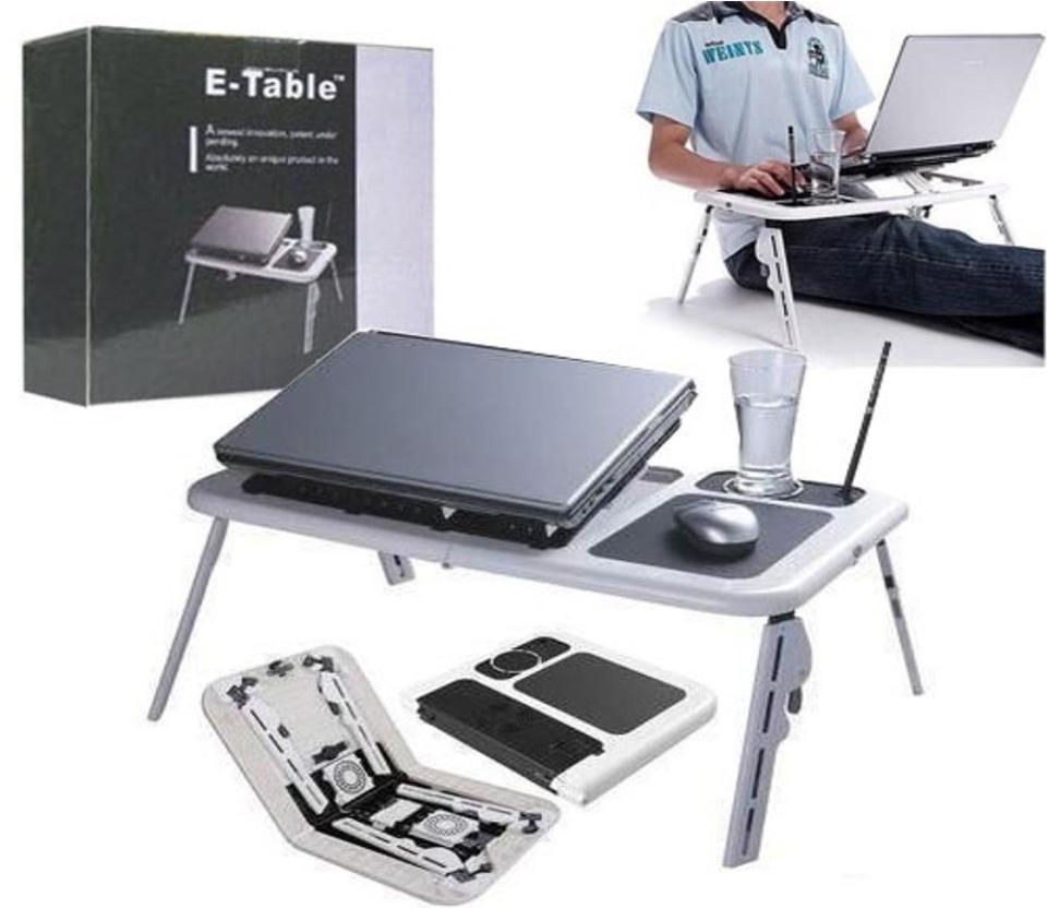 Bàn Laptop Đa Năng LD09 - Đồ Nội Thất – Nội Thất Phòng Làm Việc Tại Nhà –  Bàn Làm Việc – Bàn Học – Bàn Đa Năng Gấp Gọn – Bàn