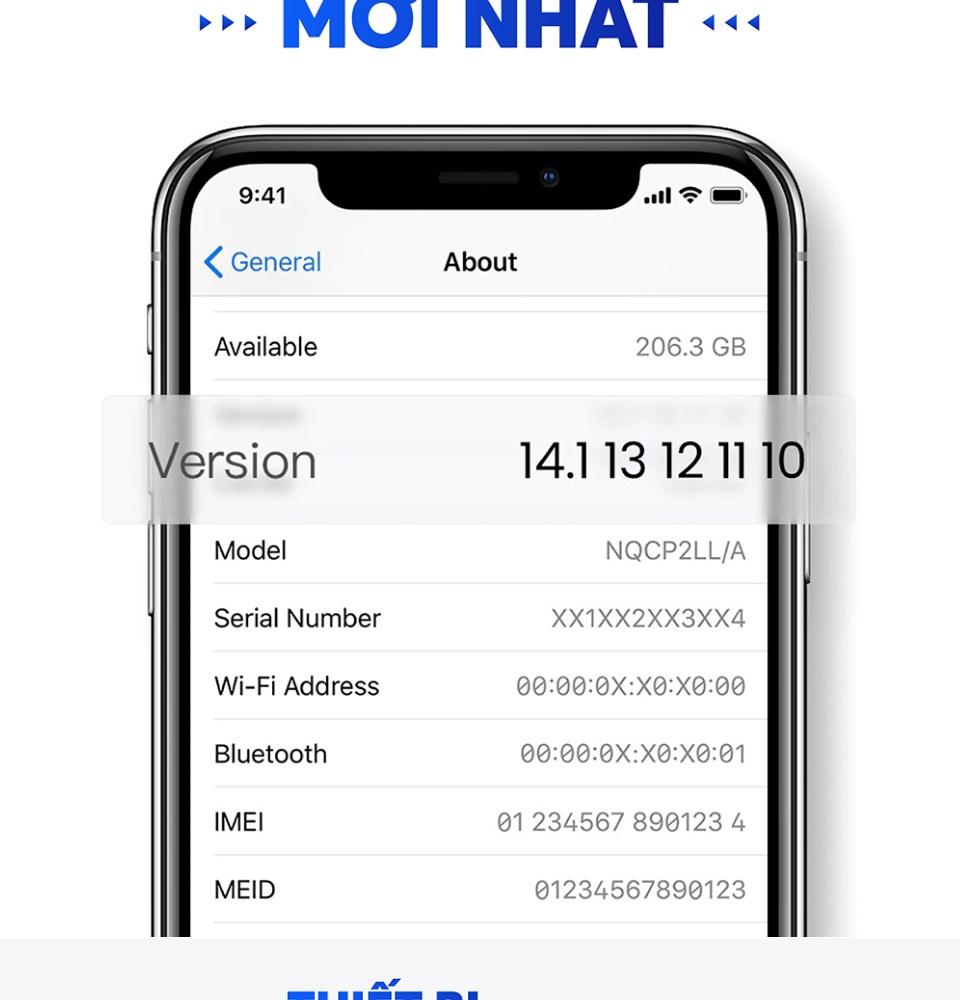Cáp sạc nhanh dòng 2.4A cổng Lightning cho iPhone / iPad chuẩn MFi dài 0.25-2m UGREEN US155 US199 US291