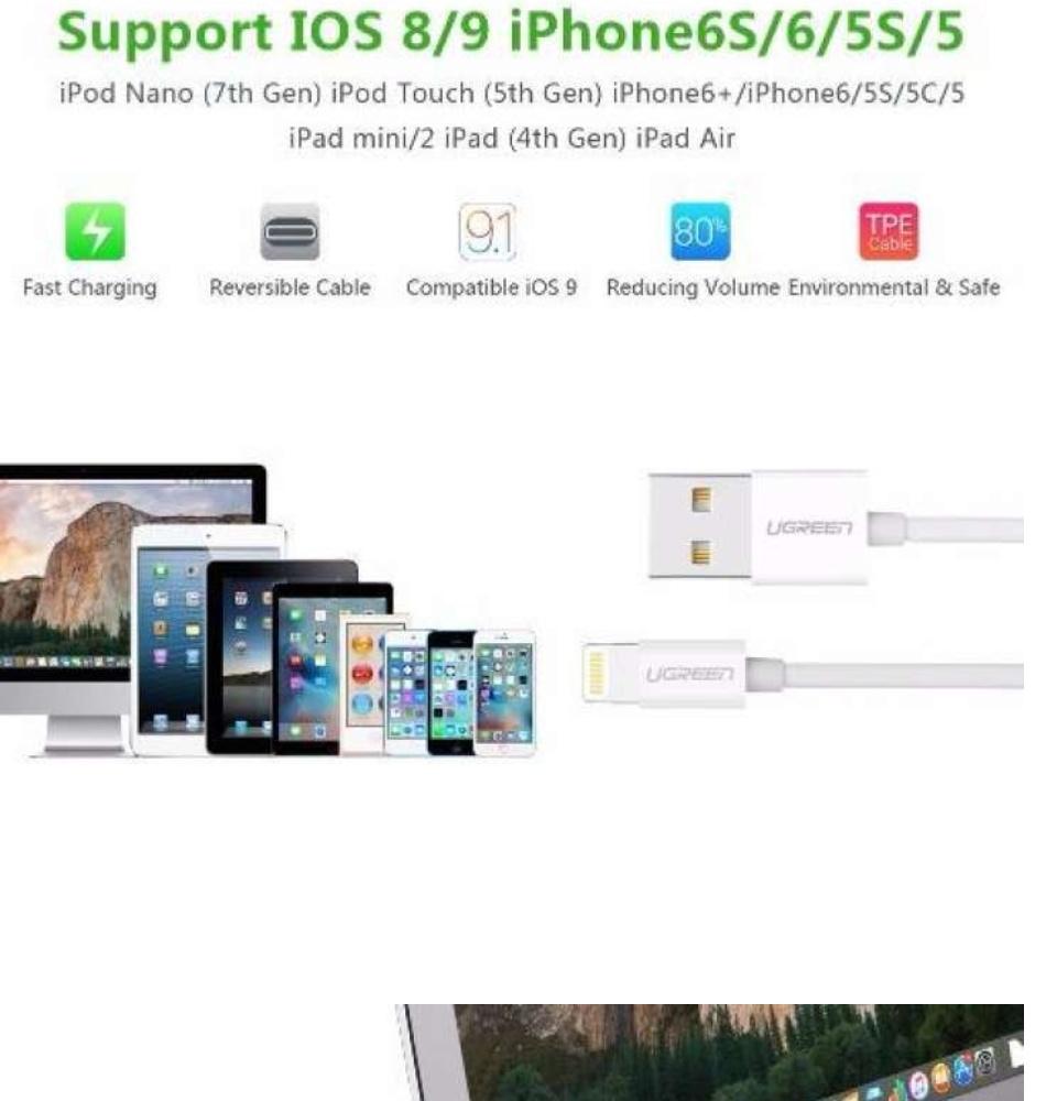Cáp sạc cho iPad/iPod/iPhone 11/Pro 1 /XS/XS/Max/X/8/7/6/5s... dài từ 0.25-2m, đạt chuẩn chứng nhận MFi của Apple UGREEN US155 - Hãng phân phối chính thức