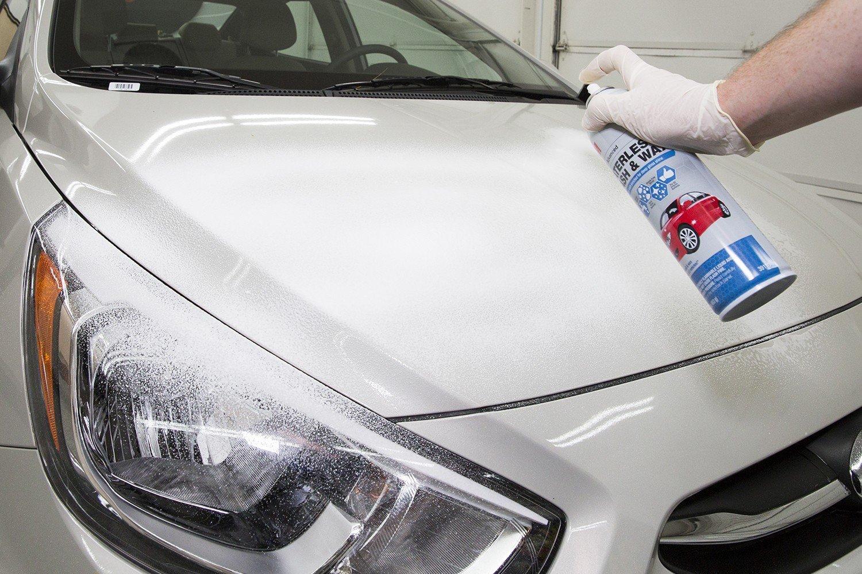 Chai xịt bọt rửa xe không cần nước và làm bóng nhanh 3M Waterless ...