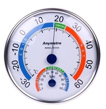 để nhận biết một nhiệt ẩm kế chính hãng có khó không?