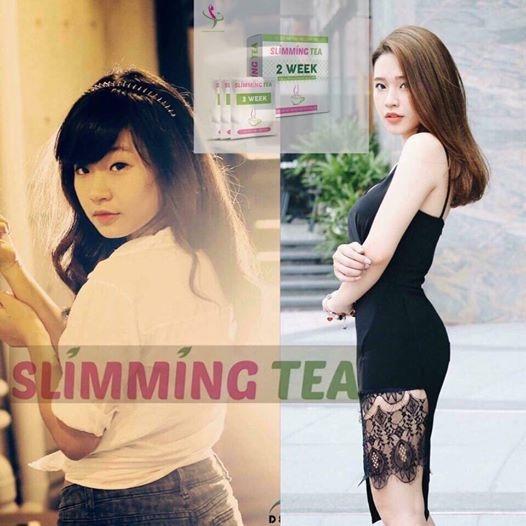 Cốt Trà Thảo Mộc Giảm Cân Slimming Tea - Liệu trình 28 ngày 16