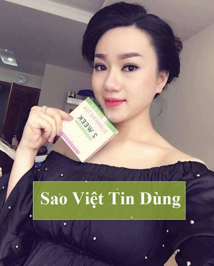 Cốt Trà Thảo Mộc Giảm Cân Slimming Tea - Liệu trình 28 ngày 19