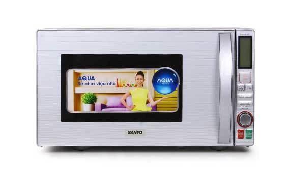 Lò vi sóng Sanyo EM-G5814ST 25 lít giảm giá tại nguyenkim.com
