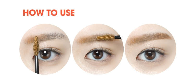 Image result for Etude House Color My Brows #04 Natural Brown